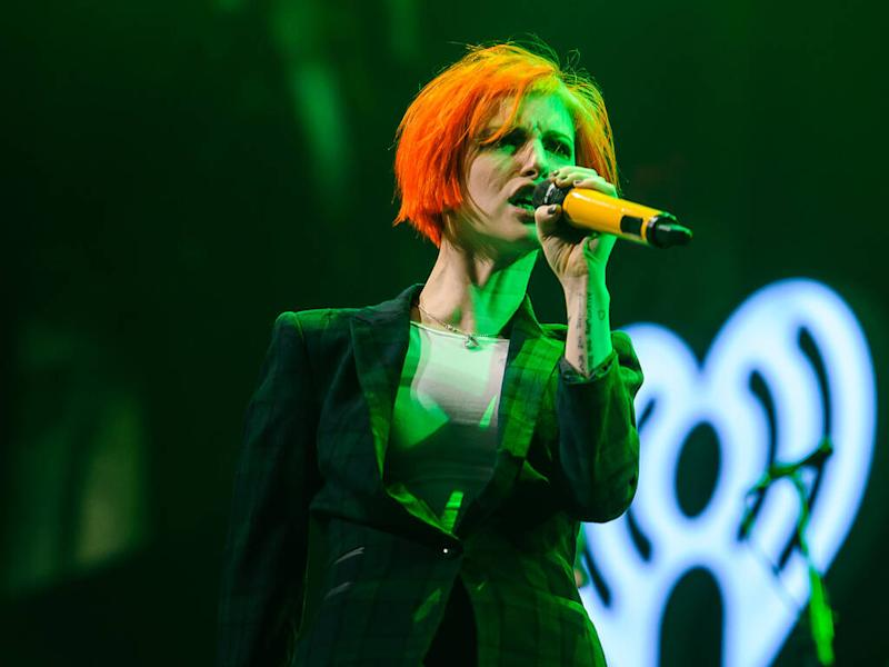 Hayley Williams 'really excited' to take time off from Paramore to pursue solo career