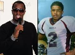 Sean 'Diddy' Combs/Justin Combs -- FilmMagicComposed by AccessHollywood.com