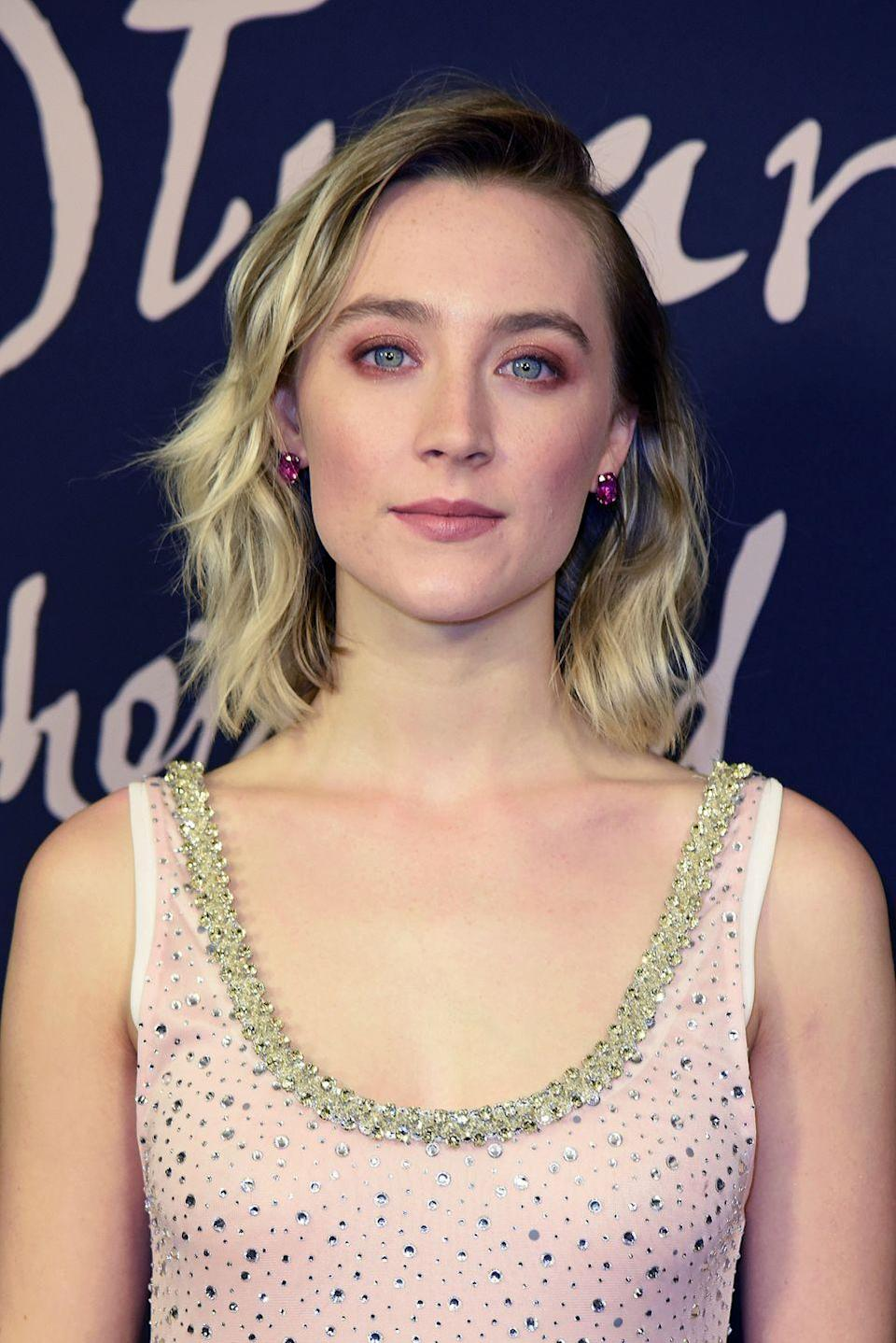 <p>Given that her big break in <em>Atonement </em>happened when she was just 13 and her affinity for taking on roles in period pieces, it's no surprise most people assume Saoirse is well beyond her quarter century birthday. </p>