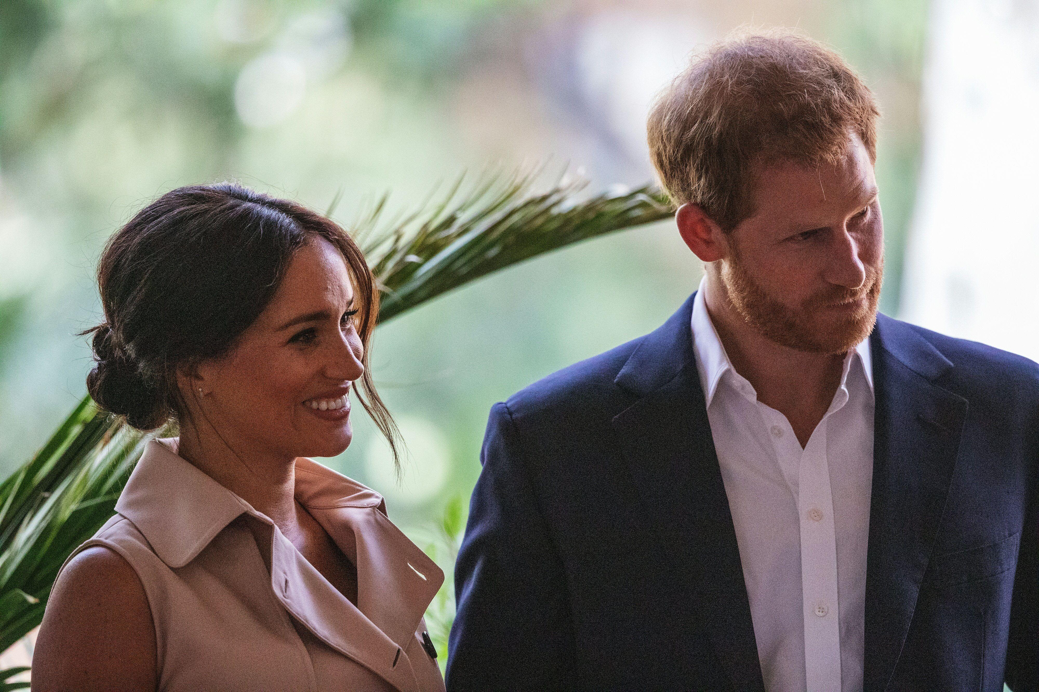 Meghan Markle and Prince Harry say it's been 'special' spending quality time at home with Archie