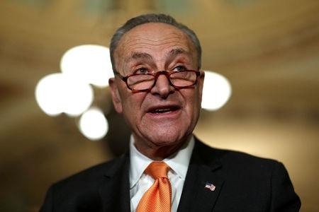 SCHUMER SHOWDOWN: Chuck Summoned to WHITE HOUSE as Deadline Looms