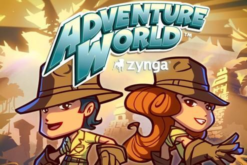 adventure world add me friends page