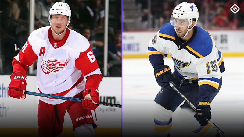 St. Louis Blues trade Robby Fabbri to Detroit Red Wings in exchange for Jacob de la Rose