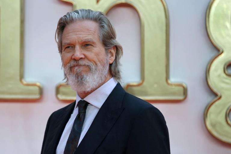 """Jeff Bridges, star of """"The Big Lebowski"""" and winner of an Oscar for his performance in """"Crazy Heart,"""" said he has been diagnosed with lymphoma"""