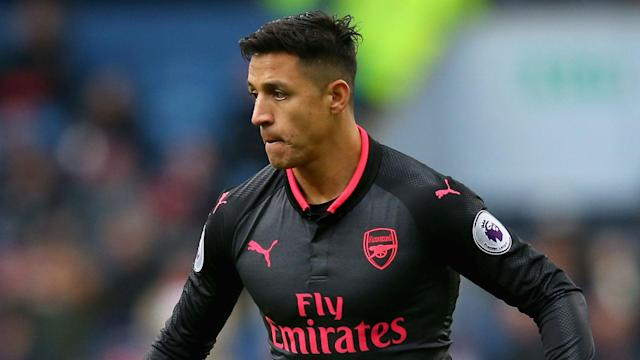 Alexis Sanchez Arsenal 261117