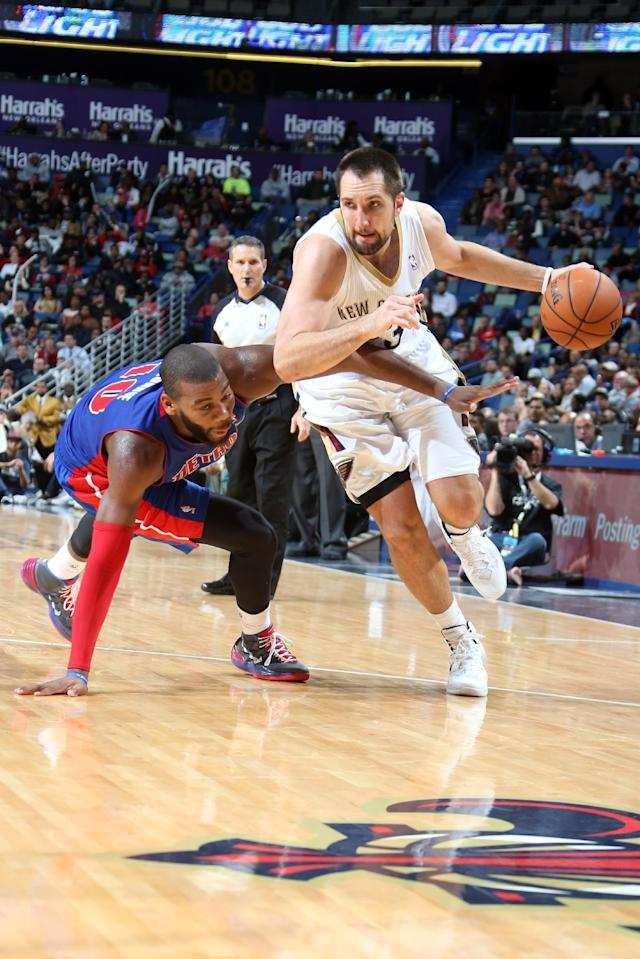 Pelicans hold off Pistons, 111-106 in OT