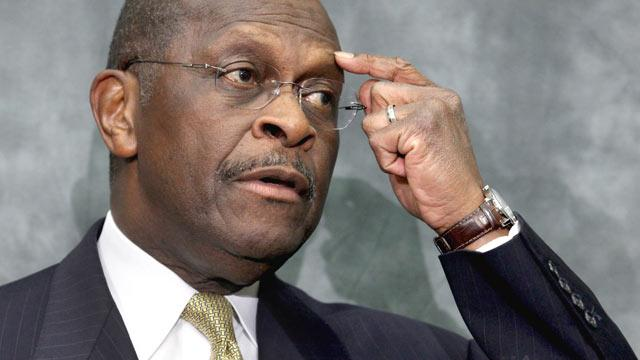 Herman Cain's 'Oops' Moment On Libya: 'Got All This Stuff Twirling Around In My Head'