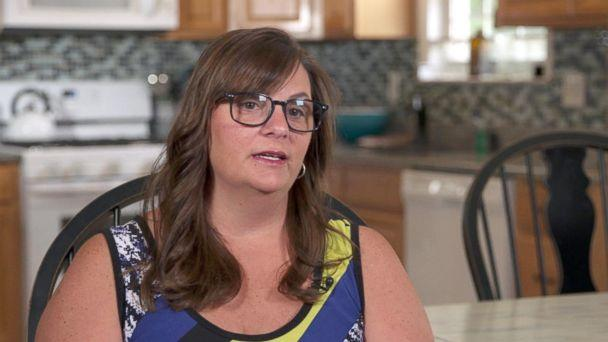 PHOTO: Erin Cosentino, a New Jersey schoolteacher, turned to DNA NPE Friends after being rejected by her biological father. (ABC)