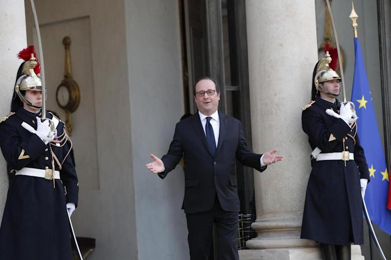 French President Francois Hollande (AP)