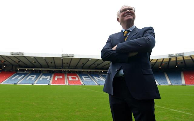 "In the case of Alex McLeish's appointment as Scotland manager, it seems - if one may plunder an immortal line from Casablanca – that destiny has taken a hand. The Tartan Army remain to be persuaded, to judge by the predominantly negative social media reaction to the 59-year-old's return to the job he quit in 2007 to move to Birmingham City, but McLeish does not see himself as third choice, although Michael O'Neill and Walter Smith rejected advances by the Scottish Football Association before the governing body turned to him. ""It feels a bit surreal but I believe I'm the guy for the job,"" McLeish said. ""When I looked at other guys who have gone back to take charge of their national teams for a second time - like Dick Advocaat and Louis Van Gaal - I thought 'Yeah, that could be on for me some time'. ""The opportunity arose and I felt I had to go for it, because I believe it was my destiny."" Asked how he had reacted to the invitations extended to O'Neill and Smith in the aftermath of Gordon Strachan's departure, along with their subsequent rejections, McLeish said: ""One was 'Ya beauty!', the next one was 'Oh, Walter is getting it.' ""When Walter abdicated I thought, 'I'm in again' but, honestly, I felt it was fate. It was meant to happen. Michael was the first choice, let's not make any bones about that, but I have always felt I was the right guy to be the next Scotland coach."" Scotland's first outing under McLeish will be the home friendly with Costa Rica on March 23 but he faces formidable opposition from Tartan Army supporters who have expressed disapproval of his decision to move to the Premier League in England 11 years ago, in the aftermath of the Scots' narrow failure to qualify for Euro 2008. ""Listen, of course I can understand it,"" he said. ""You get divided opinion. The only way to change it is by performing well and getting good results. That is the cure for dissent. ""I had seven months to wait before the next tournament started. I would have been a professional supporter, watching all the games, watching all the players up and do the country, but I really missed the day to day stuff. ""There was an element of thinking that I was still young enough to go and take that challenge on. To be asked to go to the Premier League is an ambition that a lot of managers would have taken, probably the majority. ""If we had just qualified there is no way that I would have left. I would have seen us right through to the finals, ambition or not. ""I would probably have been offered something after the finals. I was so gutted that we missed it by a whisker. Faddy (James McFadden) had a wee chance at 1-1 in the final qualifier against Italy, when the ball came across the box and he slid at it. Your life flashes in front of your eyes."" With no active interest in this summer's World Cup finals and the Euro 2020 qualifiers not scheduled to begin until March next year, McLeish will have to get the best from a programme of six friendlies and two home-and-away Nations League meetings with Albania and Israel. His political skills will be tested by the demands of two challenge matches arranged for the close season, one against Peru in Lima on May 29 and the other against Mexico in the Azteca Stadium on June 2. Celtic provided the core of Scotland's strength during Strachan's unbeaten run of seven games last year, with Craig Gordon, Kieran Tierney, Stuart Armstrong, Scott Brown, James Forrest and Leigh Griffiths all named for the final World Cup qualifiers against Slovakia and Slovenia. Celtic, however, completed a clean sweep of the domestic honours last season and are on course to repeat the feat but must negotiate four round of Champions League qualifiers if they win the Scottish title again this time around. McLeish was unveiled on Friday at Hampden Park Credit: Getty Images The prospect of sending players to South America after another draining club season has not enchanted Brendan Rodgers, the Celtic manager. McLeish acknowledged the concerns, while comparing current circumstances with his own career as a central defender with Aberdeen. ""Back in my day if we had been promised a trip to Peru and Mexico in the summer we'd have been ecstatic,"" he said. ""It would have been, 'Hallelujah, brilliant' but, yeah, I can understand the clubs' stance with the way European football is now mapped out. ""I do understand that they maybe feel it wasn't appropriate timing, but it's there, we are going to go and it may be a good opportunity for other players. We are borrowing their players to turn out for the national team. ""We have to address that nearer the time. I have to have a rapport with the clubs. We will talk, we'll communicate and see what kind of answers we get."" McLeish has already begun the task of assembling a backroom staff – ""I've made some phone calls and I'm hopeful of announcing that maybe some time next week"" – before he returned to his opening theme. ""I feel I'm a better manager now. The common-sense factor grows and you see things from a different way. In terms of destiny, I just feel it's the right time for me."""