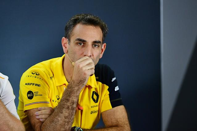Renault future looks safer now - Abiteboul