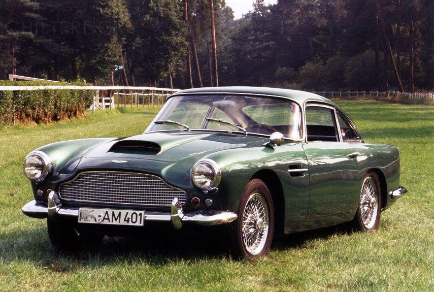 <p>The DB4 was a true driver's car, with a 240-hp 3.7-liter six-cylinder engine, four-wheel disc brakes, and communicative handling. Its high-power Vantage and GT Zagato variants were too.</p>
