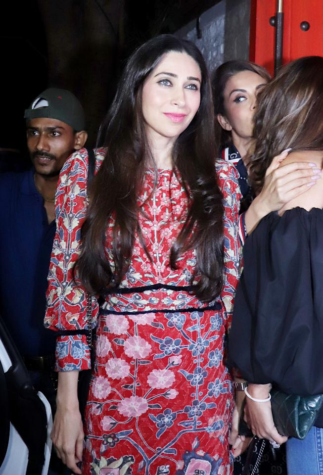 <p>Gauri Khan hosts dinner party for close friends, but where are SRK and Kareena? </p>
