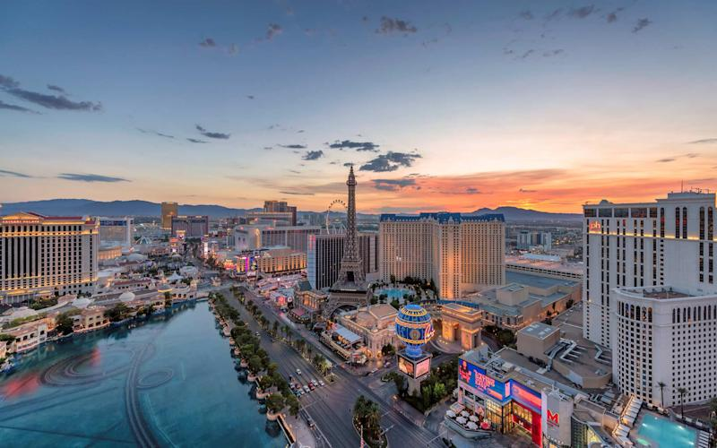 Sin City is more than just one destination - istock