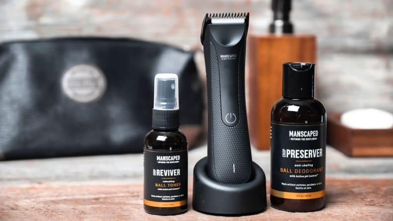 Manscaped is a one-stop-shop for all your manscaping needs.