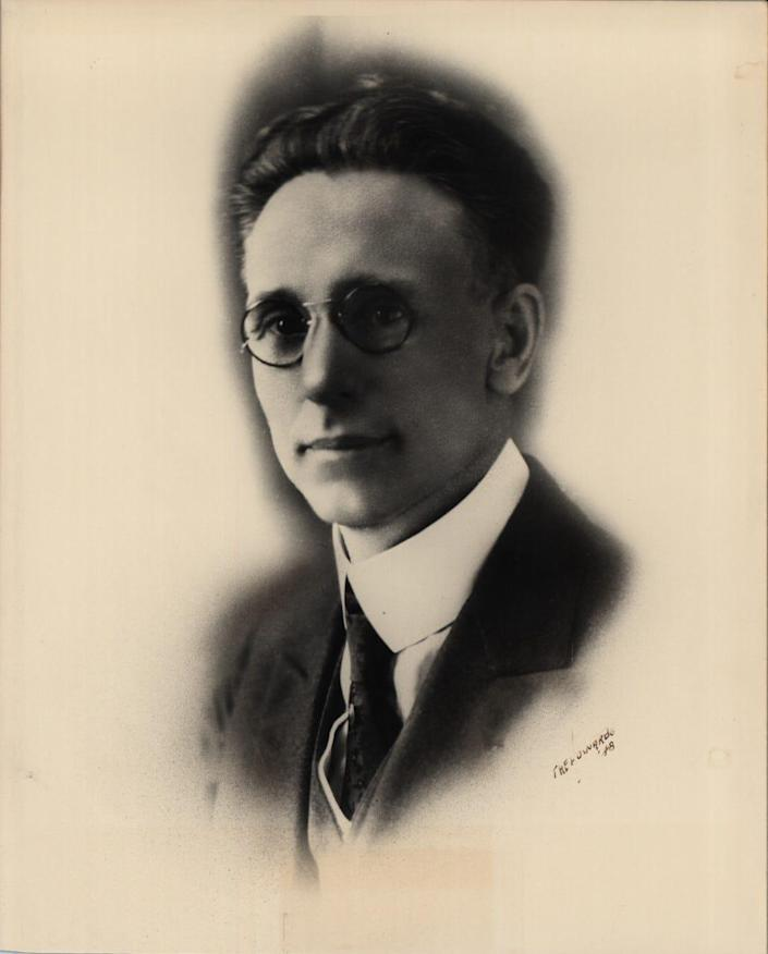 Thaddeus Evans was mayor of Tulsa from May 4, 1920, to May 2, 1922, and opposed efforts to provide reparations to Black victims of the 1921 massacre.