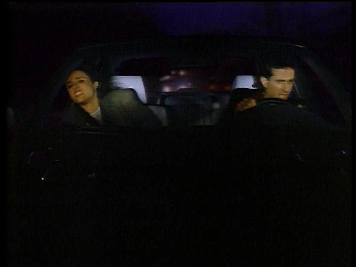 """""""The Smelly Car"""" - A valet's body odor haunts Jerry and Elaine; George discovers some surprising news about Susan."""