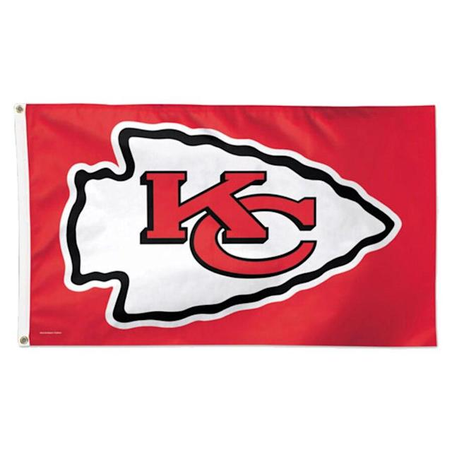 Kansas City Chiefs Deluxe 3' x 5' Flag