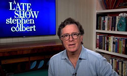 Colbert on Russia hacking US Covid-19 data: 'Could they share it with us?'