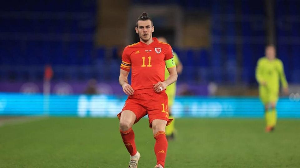Bale, attaccante del Galles   Marc Atkins/Getty Images