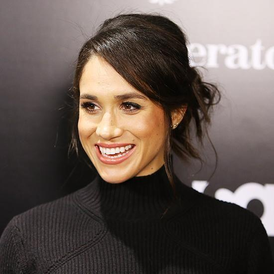 Meghan Markle spent her 36th birthday with Prince Harry. Photo: Getty Images