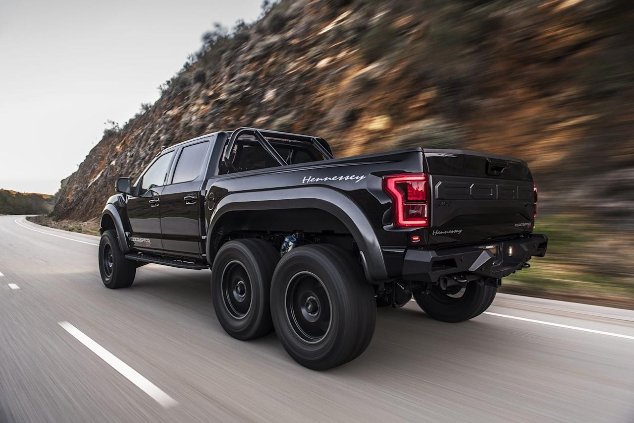 <p>Some of these pickups are impractical, others are too fast for their own good, but all are outrageous. Here are some of the wildest pickup trucks out there.</p>