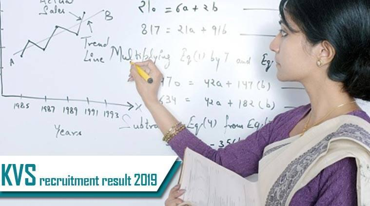 kvsangathan.nic.in, KVS recruitment result, KVS result, KV TGT result, KV PGT result, KVS clerk result download link, kenriya vidyalaya recruitment, employment news, sarkari naukri, sarkari naukri result,