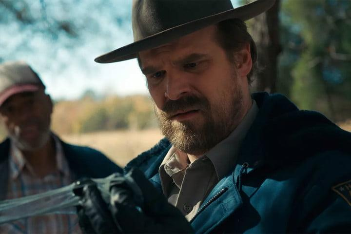 Chief Jim Hopper, Stranger Things