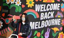 A months-long lockdown was lifted in Melbourne as Australia's second biggest city got its virus outbreak under control
