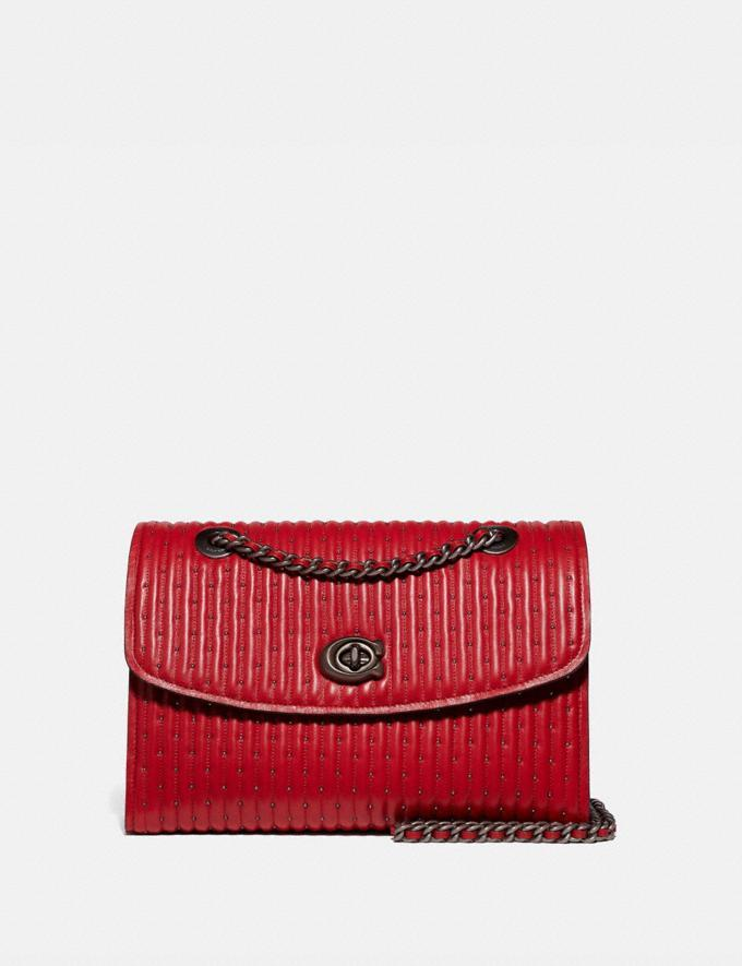 Parker With Quilting And Rivets - Coach, $253 (originally $595)