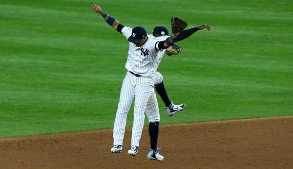 MLB: Yankees kurz vor der World Series, Dodgers verpassen Sweep