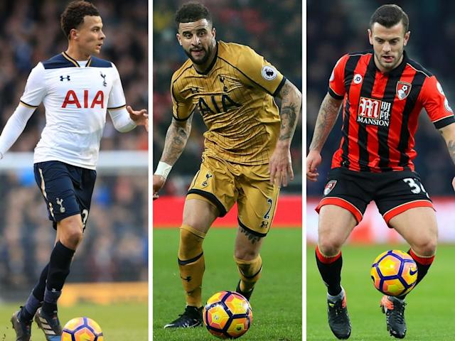 Alli is a City target, Walker might leave Spurs and Wilshere is weighing up a move to China – if you believe the rumours