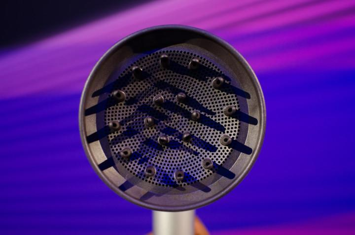 dyson supersonic hair dryer hands on