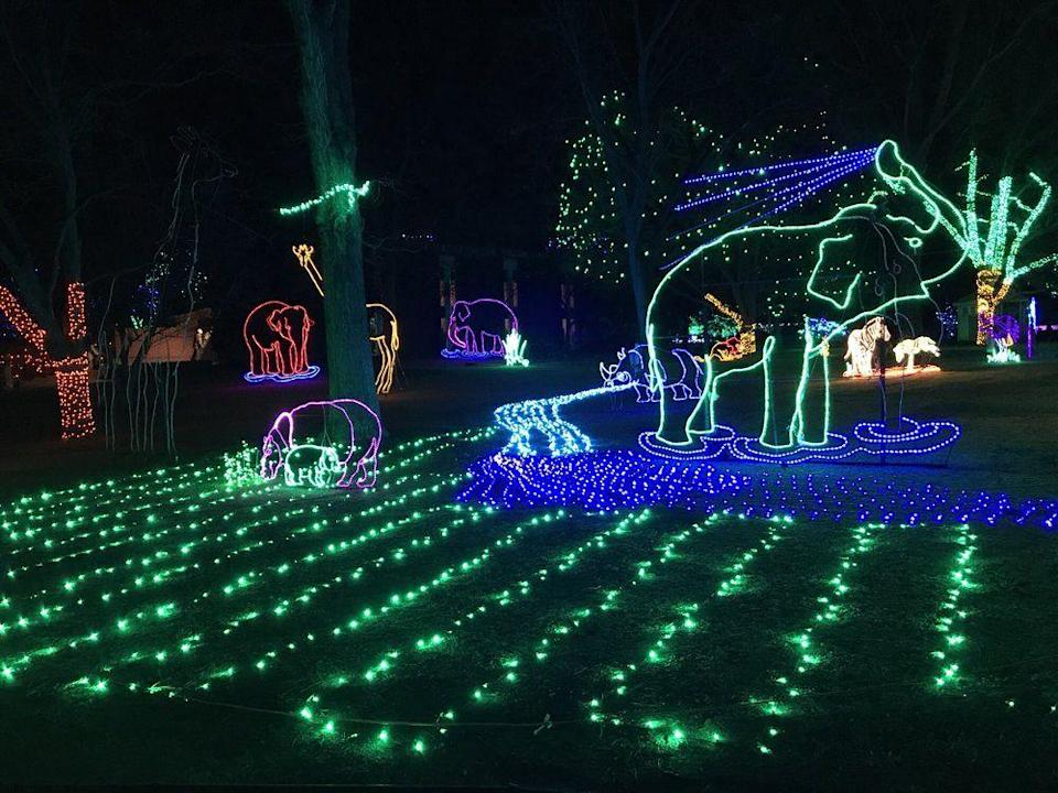 "<p><strong><a href=""https://www.yelp.com/biz/denver-zoo-lights-denver"" rel=""nofollow noopener"" target=""_blank"" data-ylk=""slk:Denver Zoo Lights"" class=""link rapid-noclick-resp"">Denver Zoo Lights</a> in Denver</strong></p><p>""Fun stop during the Holidays, a well-organized and nicely orchestrated event with in the zoo. Safe, comfortable whether you're attending with the little ones, a date, or with friends."" - Yelp user <a href=""https://www.yelp.com/user_details?userid=eXRC79iX60xwA1UuGRuWNg"" rel=""nofollow noopener"" target=""_blank"" data-ylk=""slk:Daniel E."" class=""link rapid-noclick-resp"">Daniel E.</a></p><p>Photo: Yelp/<a href=""https://www.yelp.com/user_details?userid=vHc-UrI9yfL_pnnc6nJtyQ"" rel=""nofollow noopener"" target=""_blank"" data-ylk=""slk:Michael T."" class=""link rapid-noclick-resp"">Michael T.</a></p>"