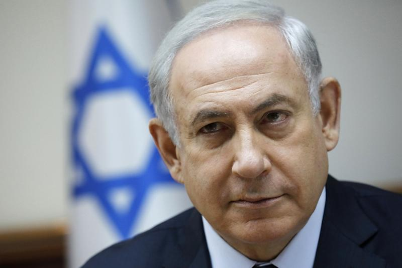 Critics have accused Netanyahu of being slow to condemn extremism and anti-Semitism at US far-right protests, having only done so in a single tweet three days after the rally in the Virginia town