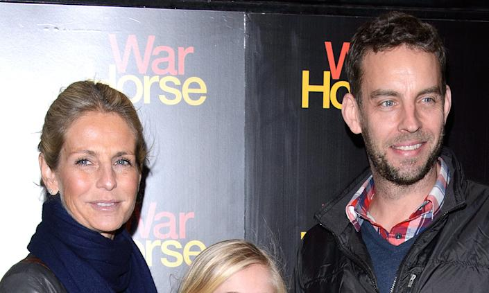 """This year saw the breakdown of Ulrika Jonsson's third marriage as she and Brian Monet separated. Speaking about their relationship after the break-up, Jonsson went on to reveal they had only been intimate once in eight years and that she feared she'd <a href=""""https://uk.news.yahoo.com/ulrika-jonsson-intimacy-marriage-loose-women-110907598.html"""" data-ylk=""""slk:never be physically close with anyone ever again;outcm:mb_qualified_link;_E:mb_qualified_link;ct:story;"""" class=""""link rapid-noclick-resp yahoo-link"""">never be physically close with anyone ever again</a>. (Ben Pruchnie/Getty Images)"""