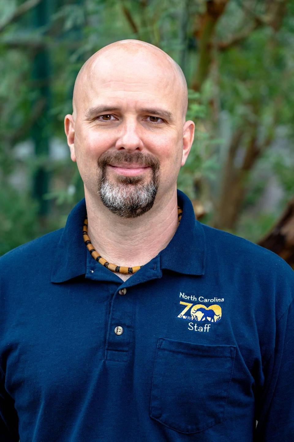 Jb Minter is the director of animal health and chief veterinarian at the North Carolina Zoo. He reached out to the American drug company Zoetis in March about an experimental COVID-19 vaccine for animals. The first doses are set to arrive in the next two weeks.