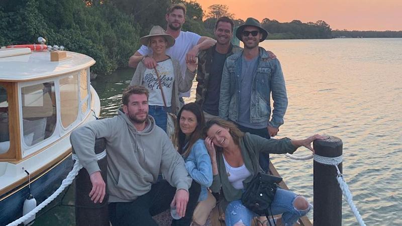 Liam Hemsworth Appears Happy & Ringless As Miley Cyrus Divorce Wraps Up