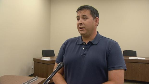 Hay River councillor on why he's stepping away, and why so few people are running for office