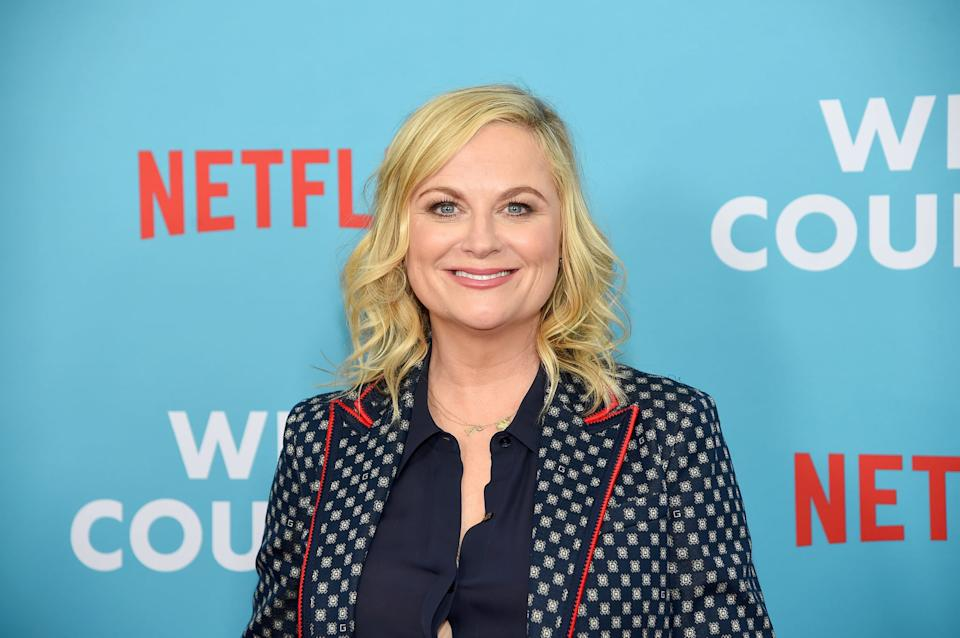 NEW YORK, NEW YORK - MAY 08: Amy Poehler attends the