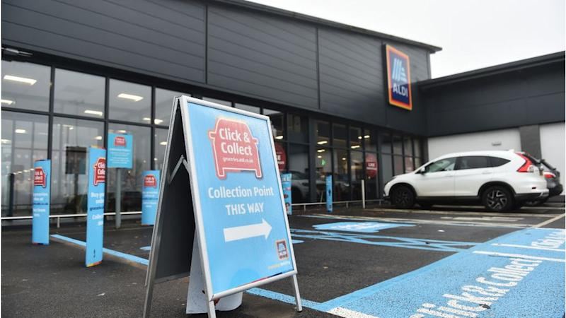 Aldi extends click and collect to 200 more shops