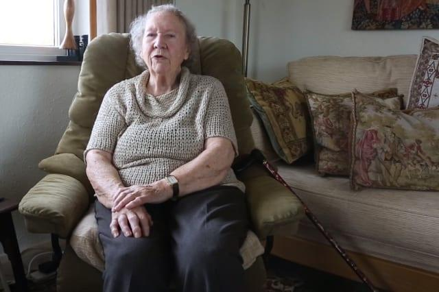 Widow has become the world's oldest debut novelist after she penned her first book - at the grand age of 93