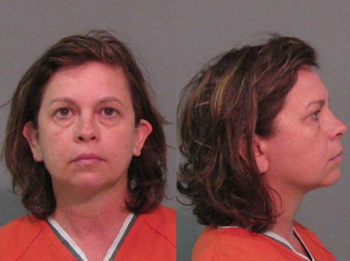 Lana Clayton of South Carolina pleaded guilty to manslaughter after admitting to poisoning her husband with Visine in 2018: York County Detention Center
