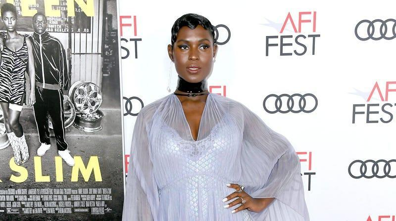 """Jodie Turner-Smith attends the """"Queen & Slim"""" Premiere at AFI FEST 2019 on November 14, 2019 in Hollywood, California."""