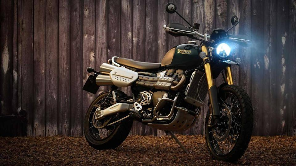 2021 Triumph Scrambler 1200 motorbike, with Euro 5 engine, unveiled