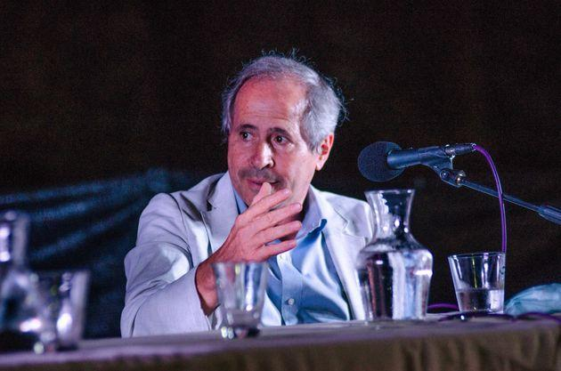 Andrea Crisanti during EKopark 2020 at Monselice, Padova, Italy on 26, August 2020. Andrea Crisanti is an Italian full professor of Microbiology at the University of Padua. He previously was professor of Molecular Parasitology at Imperial College London. He is best known for the development of genetically manipulated mosquitoes with the objective to interfere with either their reproductive rate or the capability to transmit diseases such as malaria.  (Photo by Massimo Bertolini/NurPhoto via Getty Images) (Photo: NurPhoto via Getty Images)