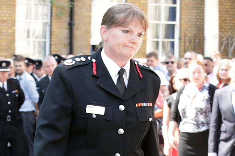 Mr Roe will replace Dany Cotton (PA Archive/PA Images)