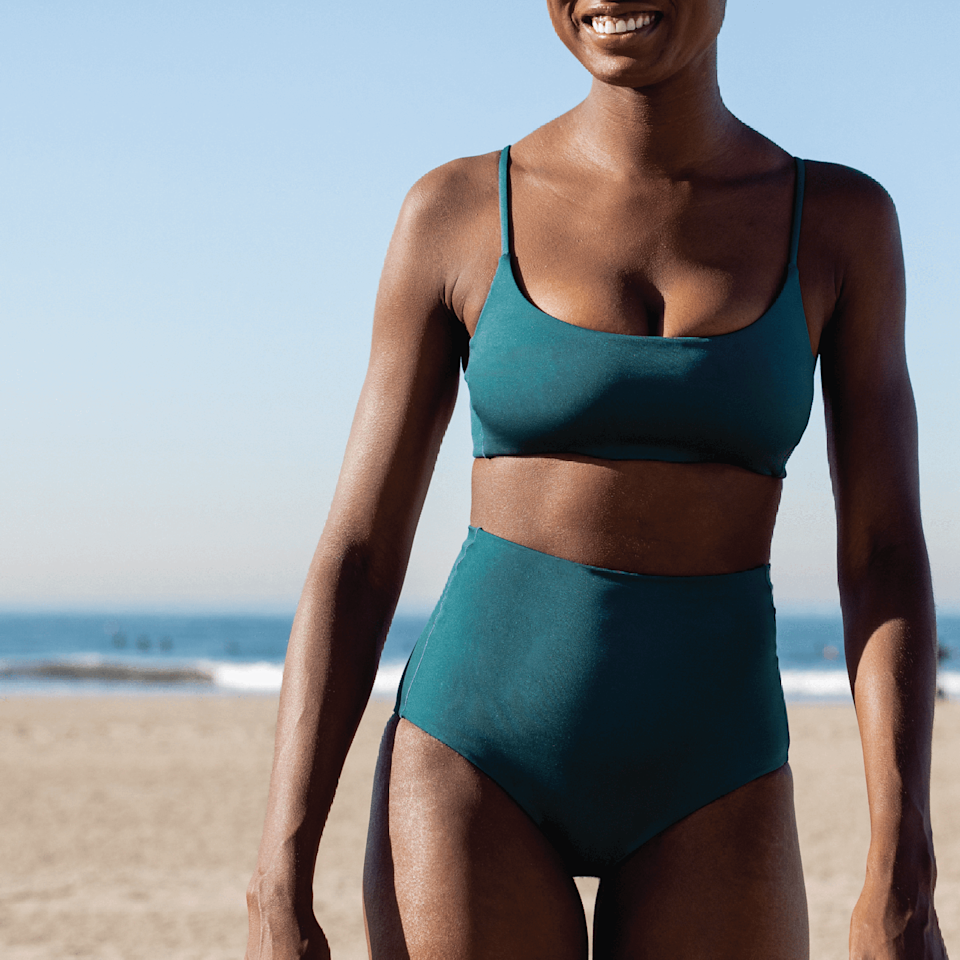 "<p>Created by former Lululemon design and product executives, this swimwear brand focuses on an active lifestyle, without sacrificing style. And besides being supremely soft and smooth, the fabric is fade- and snag-resistant for longevity. Bonus: This swimwear brand also offers special sizing for longer torsos. </p><p><a class=""link rapid-noclick-resp"" href=""https://leftonfriday.com/collections"" rel=""nofollow noopener"" target=""_blank"" data-ylk=""slk:SHOP NOW"">SHOP NOW</a></p>"