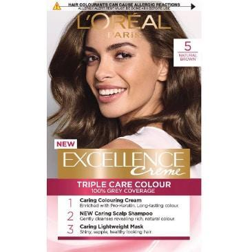 L'Oreal Excellence Creme, £6.99