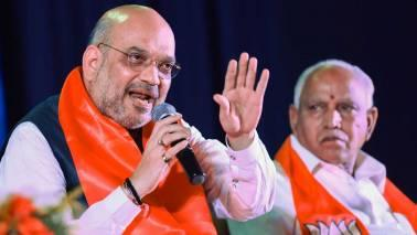 He also played down the BJP's loss to the alliance in two bypolls of Gorakhpur and Phulpur, saying they cannot be compared with the general election when people will vote to decide if Narendra Modi will be their prime minister again or somebody else.